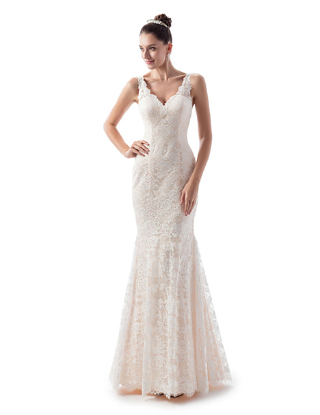 VN6962 Wedding dress by Venus Informal