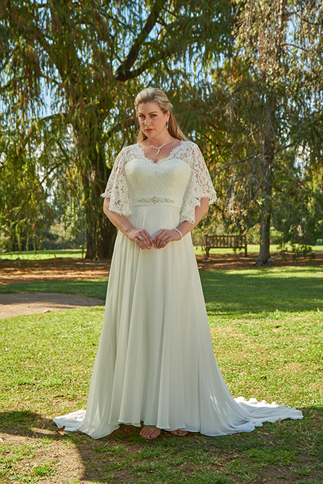 VW8776 Wedding                                          dress by Venus Woman