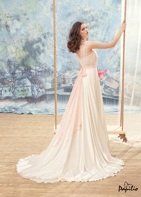1700L Wedding                                          dress by Papilio Bridal