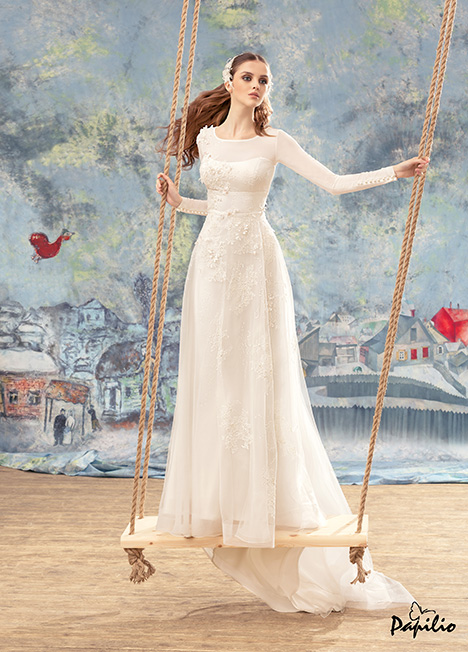 1701 Wedding dress by Papilio Bridal