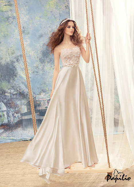 1703 Wedding                                          dress by Papilio Bridal