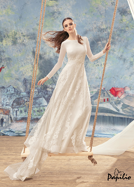 1705 Wedding dress by Papilio Bridal