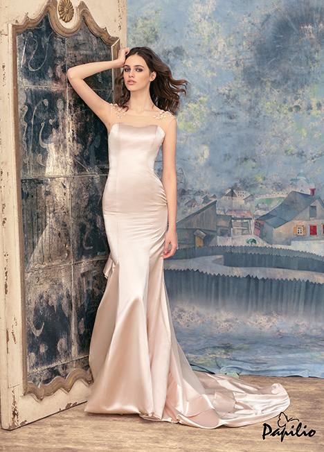 1706 gown from the 2017 Papilio Bridal collection, as seen on dressfinder.ca