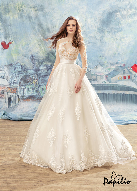1707L Wedding dress by Papilio Bridal