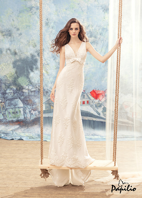 1708 Wedding dress by Papilio Bridal
