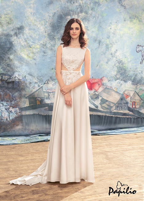1719 Wedding                                          dress by Papilio Bridal