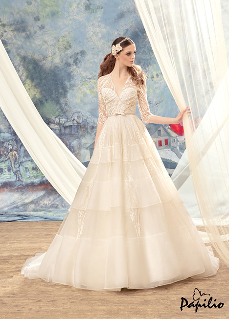 1720 Wedding dress by Papilio Bridal