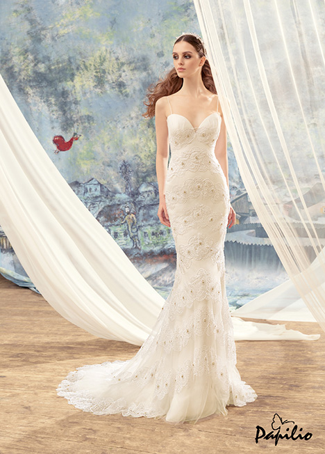1728 Wedding dress by Papilio Bridal