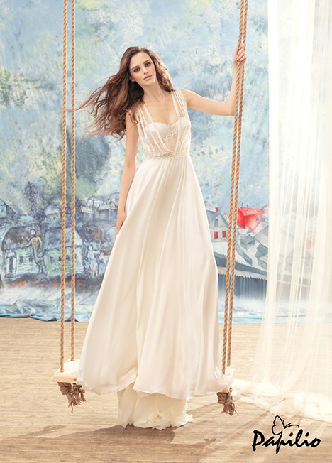 1731 gown from the 2017 Papilio Bridal collection, as seen on dressfinder.ca
