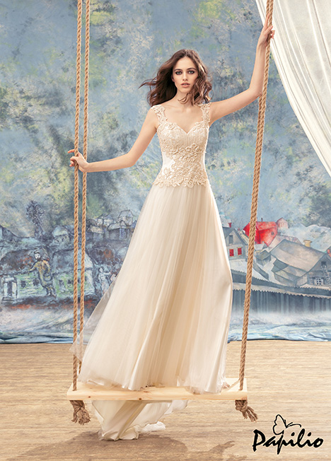1738 gown from the 2017 Papilio Bridal collection, as seen on dressfinder.ca