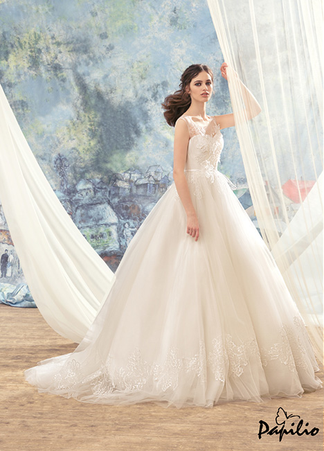 1743 Wedding dress by Papilio Bridal