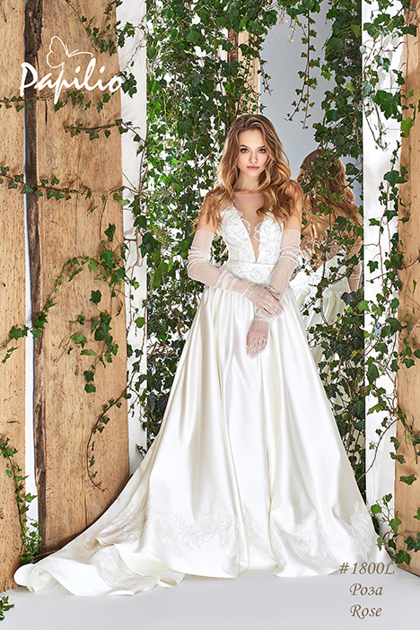 1800L Wedding                                          dress by Papilio Bridal