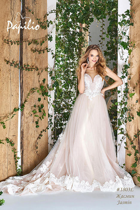 1803L Wedding                                          dress by Papilio Bridal