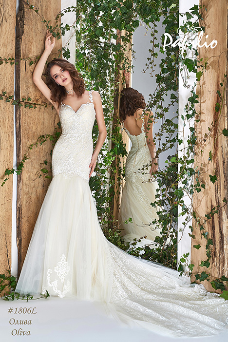1806L Wedding                                          dress by Papilio Bridal