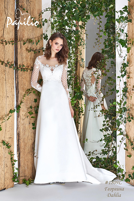 1809L Wedding                                          dress by Papilio Bridal