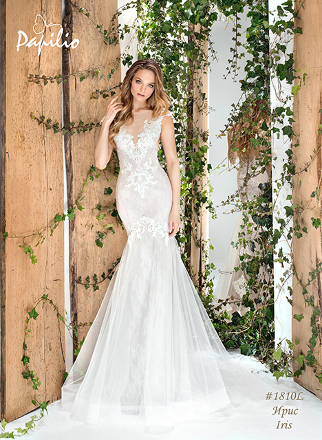 1810L Wedding                                          dress by Papilio Bridal