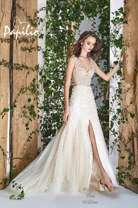 1811L Wedding                                          dress by Papilio Bridal