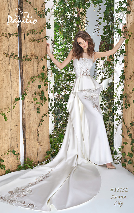1813L Wedding                                          dress by Papilio Bridal