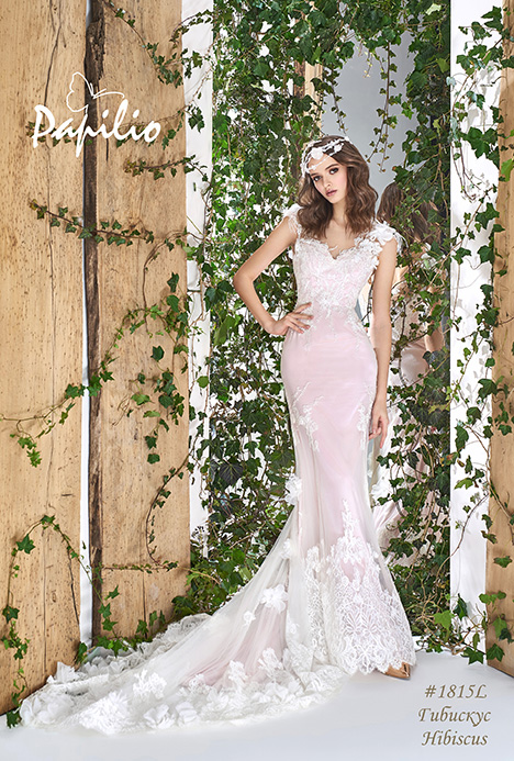 1815L Wedding                                          dress by Papilio Bridal