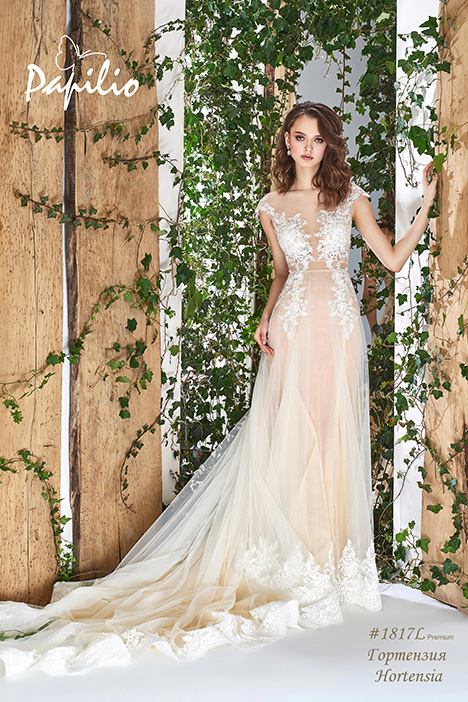 1817L Wedding                                          dress by Papilio Bridal