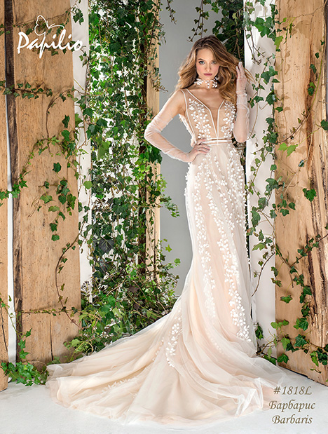 1818L Wedding                                          dress by Papilio Bridal