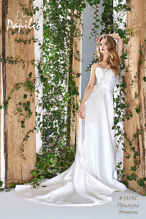 1819L Wedding                                          dress by Papilio Bridal