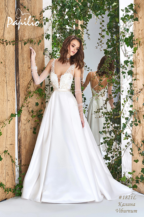 1821L Wedding                                          dress by Papilio Bridal