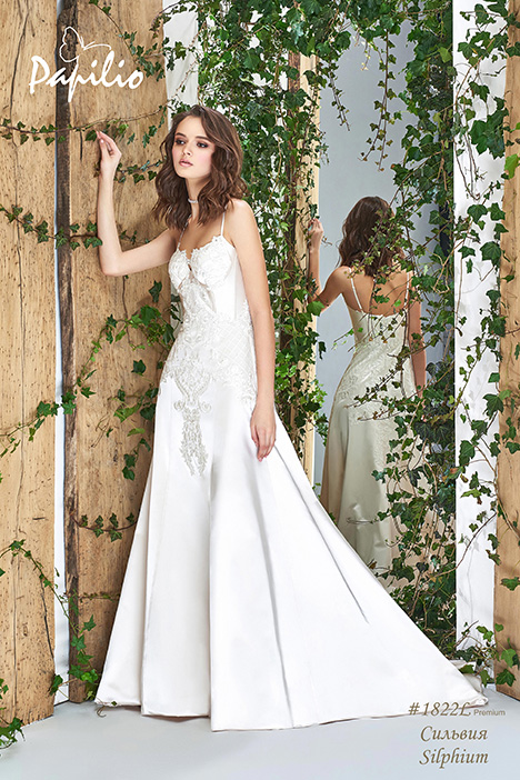 1822L Wedding                                          dress by Papilio Bridal