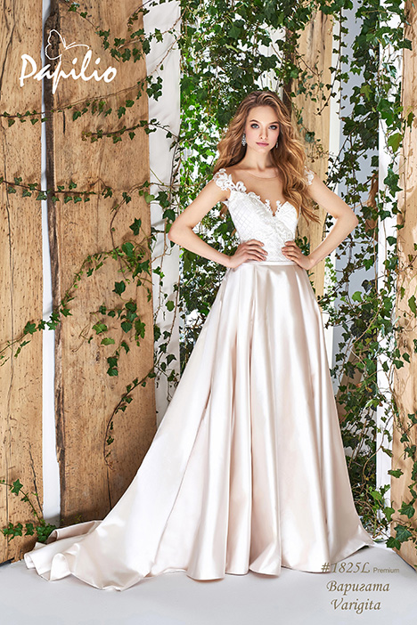1825L Wedding                                          dress by Papilio Bridal