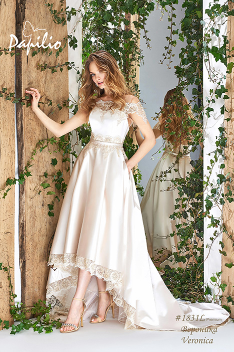 1831L Wedding                                          dress by Papilio Bridal