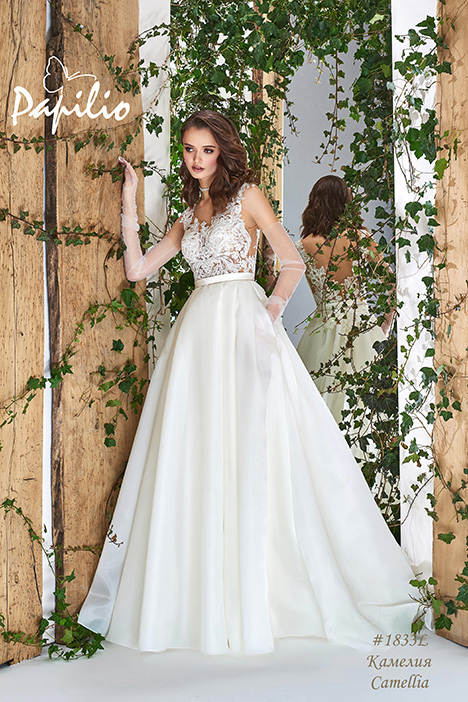 1833L Wedding                                          dress by Papilio Bridal