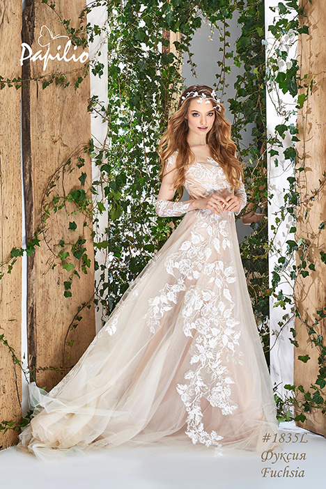 1835L Wedding                                          dress by Papilio Bridal