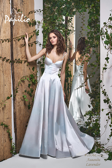 1836L Wedding                                          dress by Papilio Bridal
