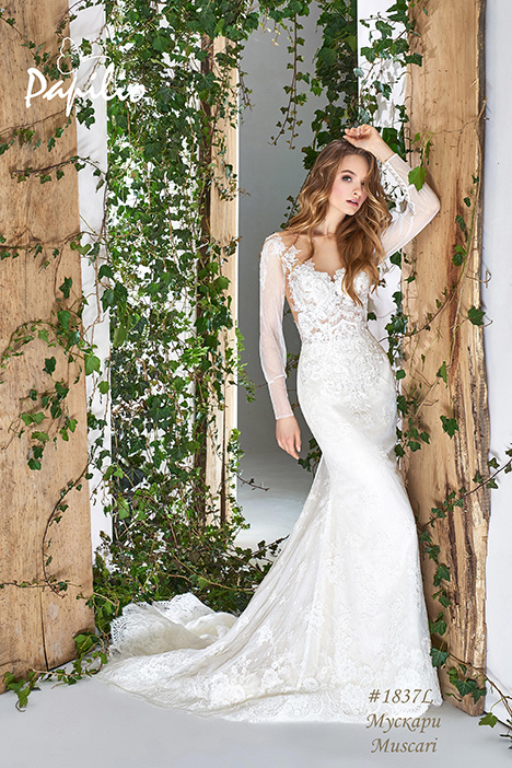 1837L Wedding                                          dress by Papilio Bridal