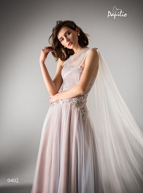 0402 Bridesmaids                                      dress by Papilio Evening