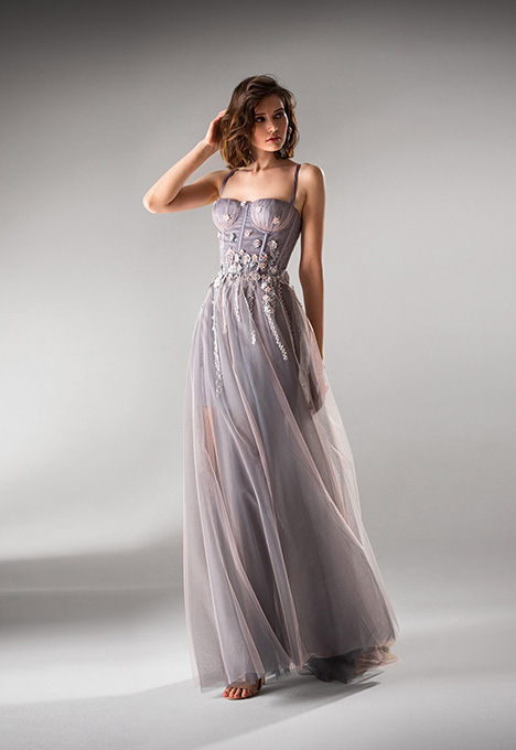 0415 Bridesmaids                                      dress by Papilio Evening