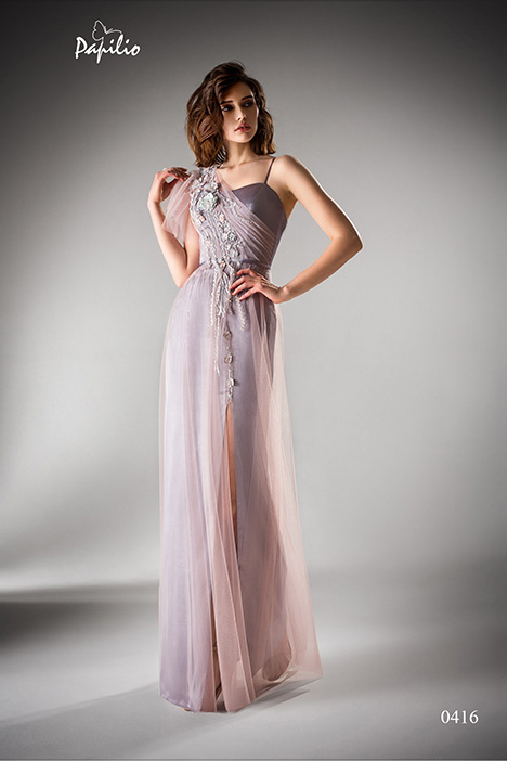 0416 Bridesmaids                                      dress by Papilio Evening