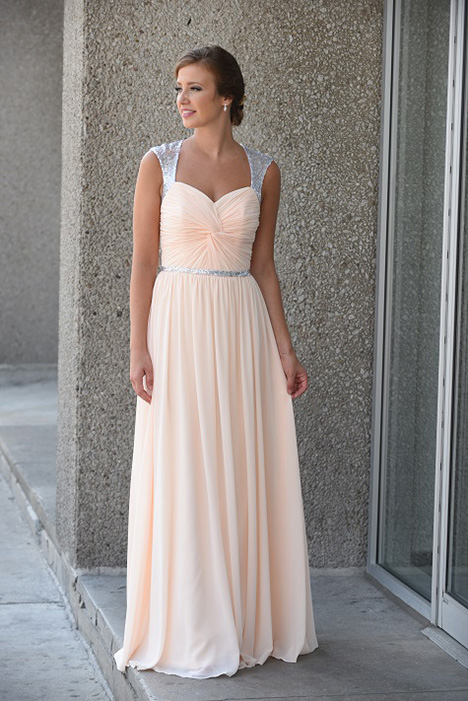 NT-185 Prom dress by Bridalane: Prom