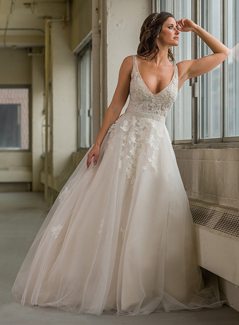 800 Wedding                                          dress by Bridalane