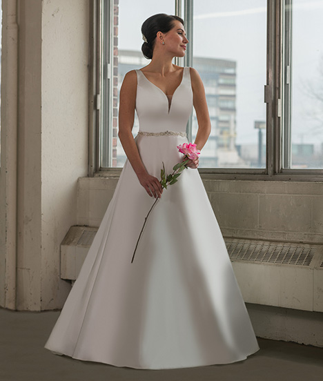 801 Wedding dress by Bridalane