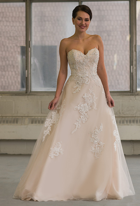 804 Wedding                                          dress by Bridalane