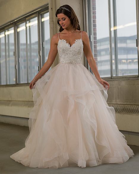 806 Wedding dress by Bridalane