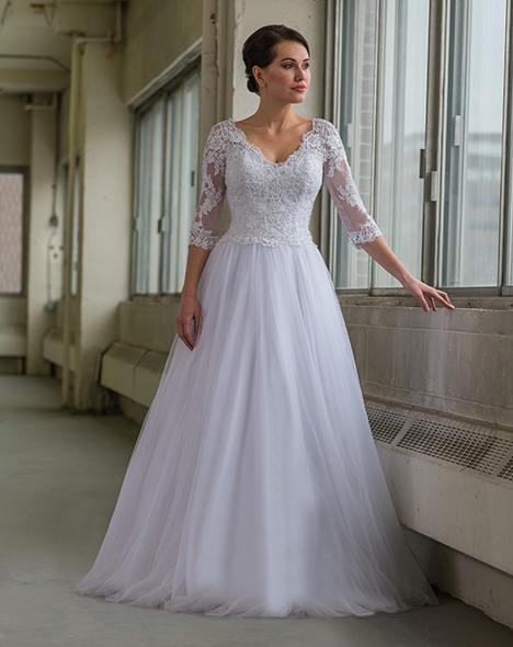 807 Wedding                                          dress by Bridalane