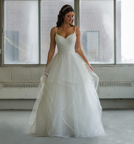88801 Wedding                                          dress by Bridalane