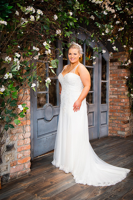 BBP19510 Wedding                                          dress by Bridalane: Beautiful Brides Plus