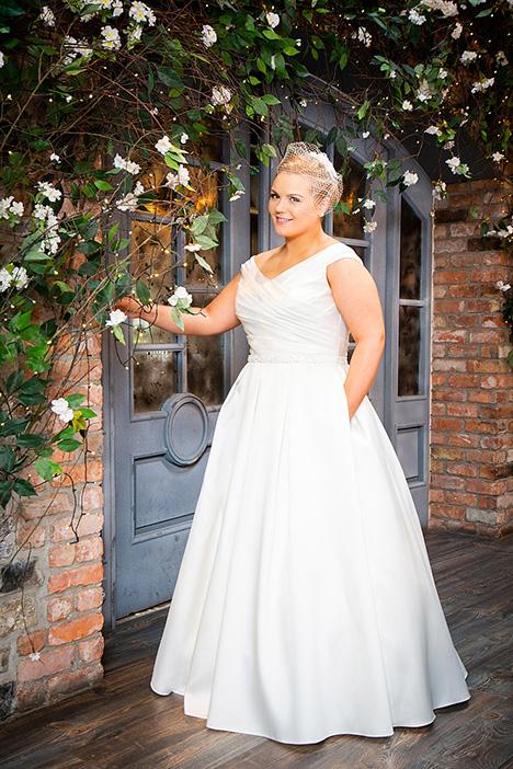 bb19514 Wedding                                          dress by Beautiful Brides Plus
