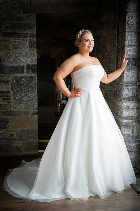 BBP19515 Wedding                                          dress by Bridalane: Beautiful Brides Plus