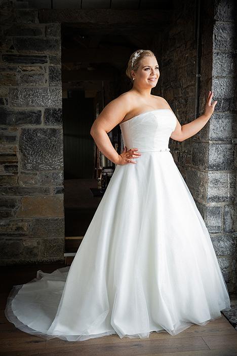 bb19515 Wedding                                          dress by Beautiful Brides Plus