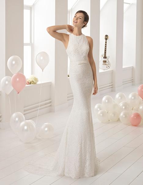BALTASAR Wedding dress by Aire Barcelona Bridal