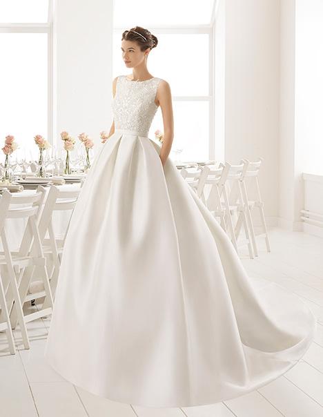 ARCILLA Wedding                                          dress by Aire Barcelona Bridal